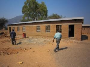 Cape Maclear new school block - Copy