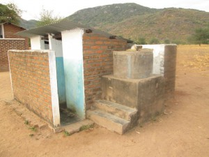 toiletgebouwtje