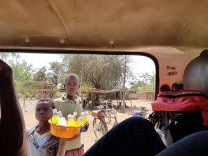onderweg naar Blantyre