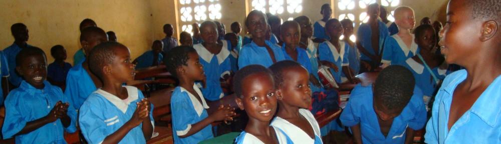 Juf Lieke naar Malawi